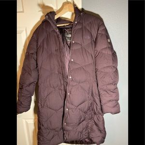 The north face 550 puffer !
